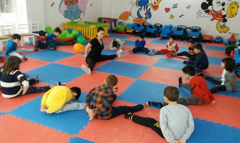 Jimnastik Dersleri
